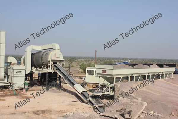 Asphalt Drum Mix Plant Exporters