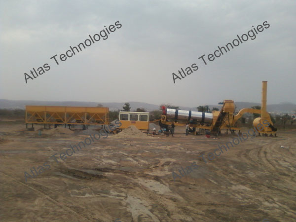road and civil construction machinery exporter