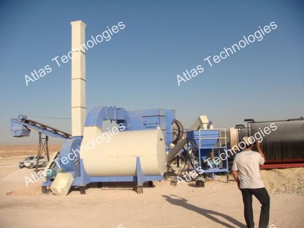 asphalt mixer manufacturer India