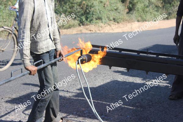 bitumen sprayer manufacturers India