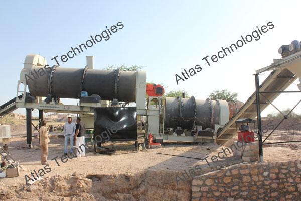 Asphalt Drum Mix Plant Manufacturers India