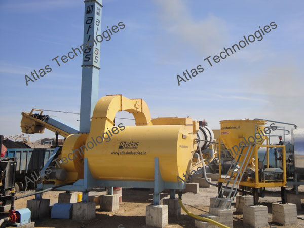asphalt mixing plant supplier India