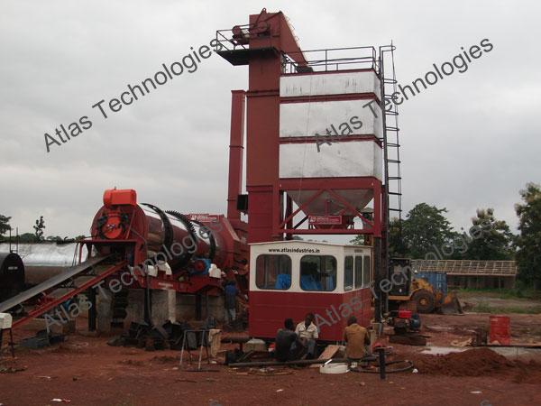 road building equipment