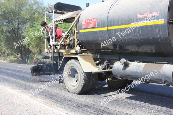 bitumen sprayer manufacturers