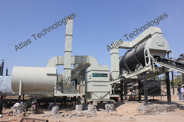 hot mix asphalt plant india