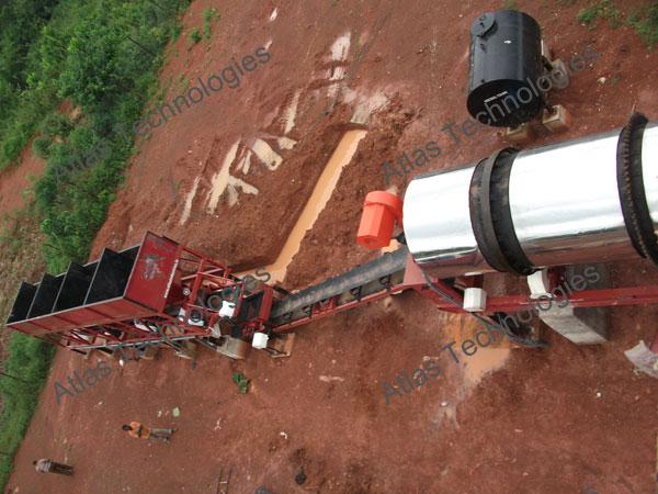 road maintenance machine