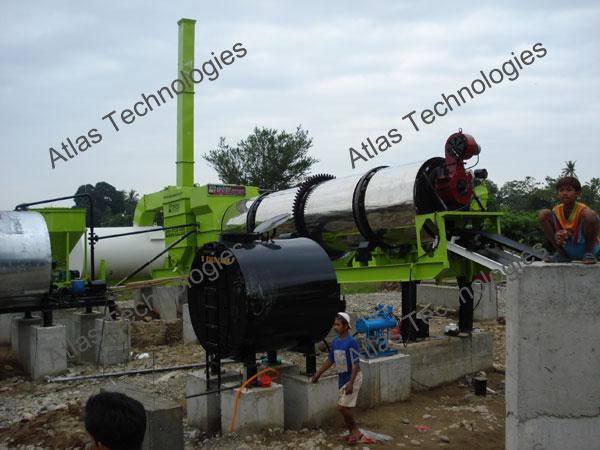 road and civil construction equipments