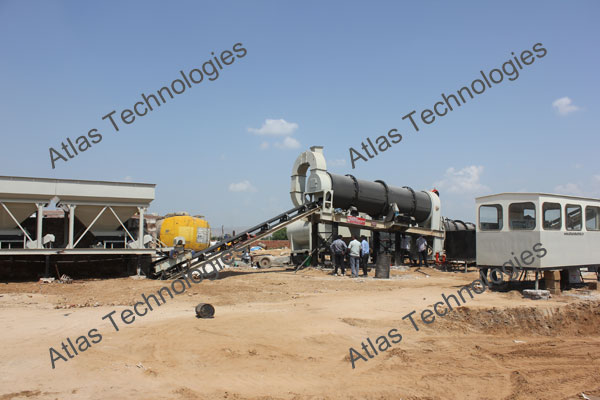 Asphalt Plant in India