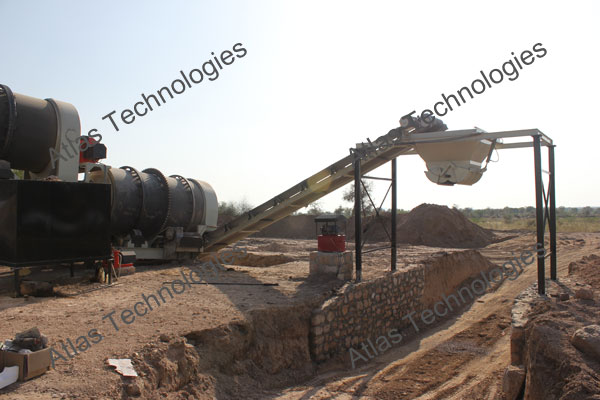 Asphalt Drum Plant Suppliers