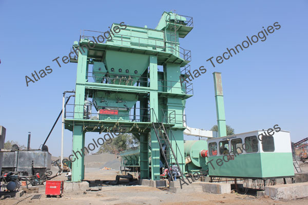 tower asphalt plant