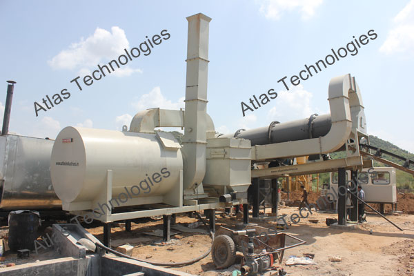 Hot Mix Plant Manufacturers