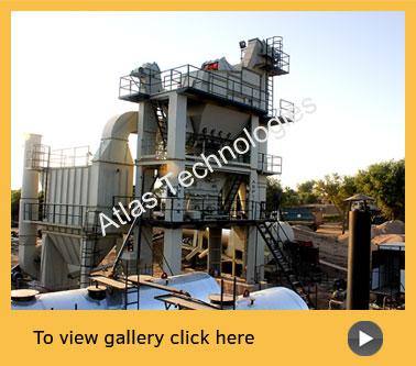 asphalt batch mix plant for sale
