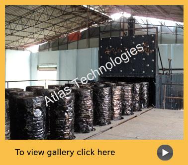 bitumen heating equipment