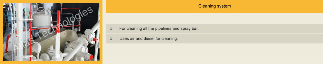 bitumen sprayer price