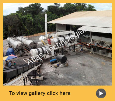 counterflow asphalt plant Malaysia